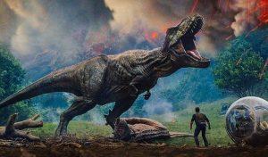 Win a copy of 'Jurassic World: Fallen Kingdom!'