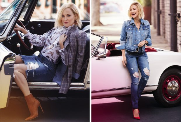 Kate Hudson partners with NY & Co. for Rtw Collection and VMAs fashions