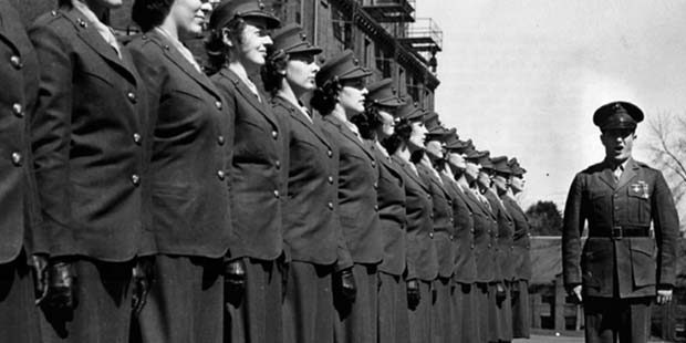 Women in the Corps: 100 years of service