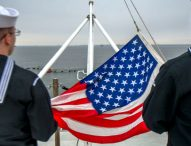 Navy mourns loss of former president, sailor