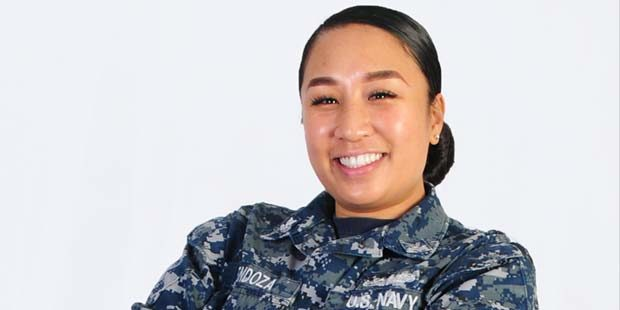 San Diego recruiter brings Navy experience to her hometown