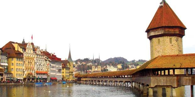 The Swiss adventure begins