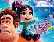 'Ralph Breaks the Internet' smashes onto Blu-ray