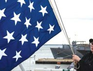 Navy to fly Union Jack