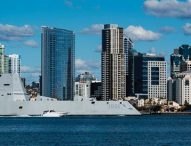 USS Michael Monsoor commissioning honors legacy of Navy SEAL
