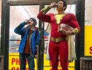 'Shazam!' entertains the kid in us all