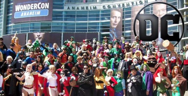WonderCon Anaheim 2019 is here