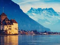 Riding the rails: Switzerland