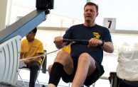 Education commander competes at Wounded Warrior Trials