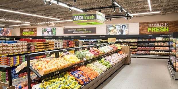 ALDI delights deal-seeking shopper
