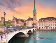 Switzerland: A tale of 3 cities