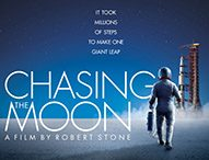 'Chasing The Moon' in 3 Parts Comes to PBS with American Experience
