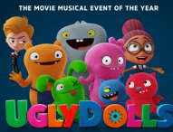 'UglyDolls' arrives on Bluray with sing-along edition
