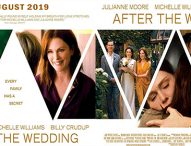 AFTER THE WEDDING Brings the Past Present