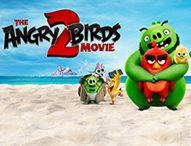 THE ANGRY BIRDS 2 Bring More Giggles