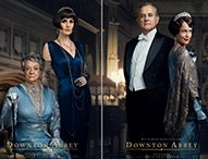 The Thrill Returns us to DOWNTON ABBEY