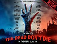 HE DEAD DON'T DIE  Brings Murray to Bluray