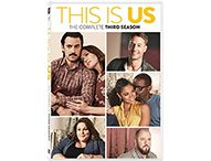 THIS IS US: The Complete Third Season Revisits on DVD for the News Season to Come
