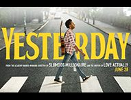 YESTERDAY Has Music and Love on Bluray