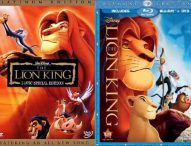 Prepare to Visit the Savannah Again with Disney's THE LION KING on Bluray