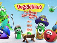 THE BEST CHRISTMAS GIFT is From VeggieTales