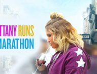 Put on your Running Shoes for BRITTANY RUNS A MARATHON