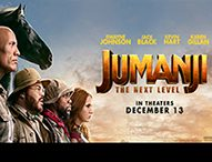 JUMANJI: The Next Level Brings Another Adventure