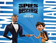 SPIES IN DISGUISE is Family Fun