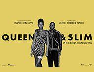 QUEEN & SLIM Running on Bluray