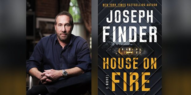 BOOK REVIEW: HOUSE ON FIRE