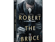 The Story of ROBERT THE BRUCE Continues On Bluray
