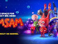 SAMSAM is a Family Delight