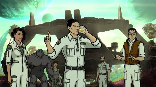 FX's and FX on Hulu Brings ARCHER Who Still Steals My Heart Year After Year