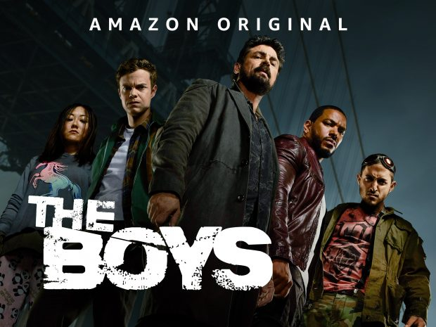 AMAZON PRIME'S The Boys: Season Two