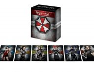 RESIDENT EVIL Brings the Entire Franchise Collection to Start the Holidays