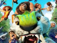 Our Favorite Cave Family Return with THE CROODS: A New Age on Bluray
