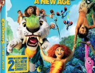 THE CROODS 2 Bluray Giveaway