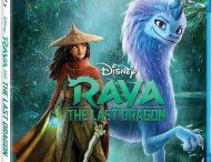 RAYA AND THE LAST DRAGON Brings Kumandra to Bluray