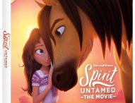 SPIRIT UNTAMED is Filled with Family and Horses on Bluray