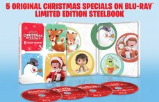 Coming to Bluray is THE ORIGINAL CHRISTMAS SPECIAL COLLECTION