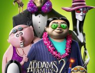 THE ADDAMS FAMILY 2 Brings the Giggles