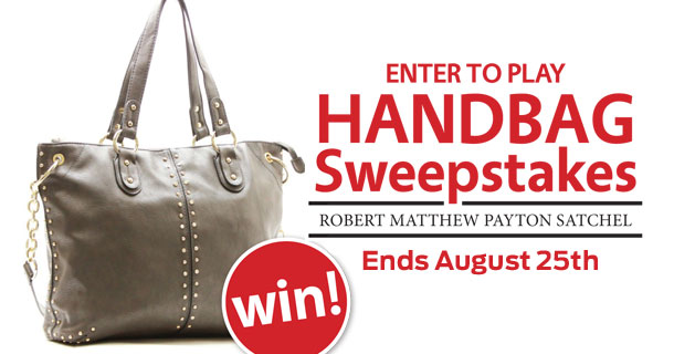 You can win this bag!