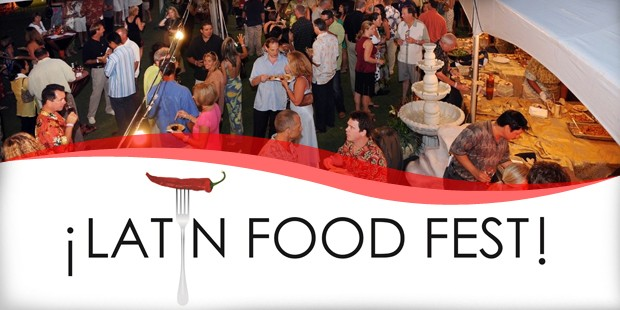Huge Military Discount to Latin Food Festival