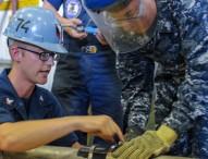 Military Spotlight: Travis Simmons serves aboard USS John C. Stennis (CVN 74)