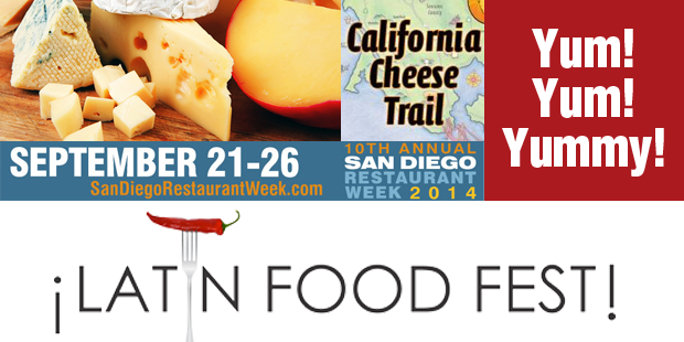 September is the Month for Food & Wine in California