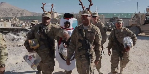 USO gears up for our 2014 USO Christmas Convoy