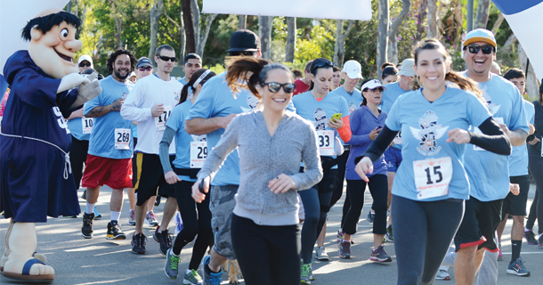 Exciting 5K in Carlsbad