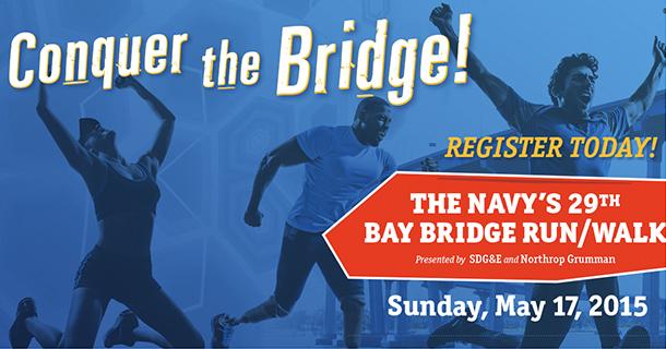 Navy's 29th Bridge Run/Walk