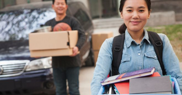 Five Things Families with College Bound Students Should Consider