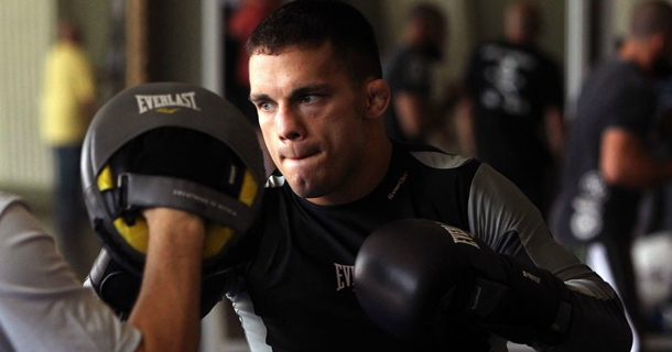 Ellenberger looking to redeem himself at UFC 184